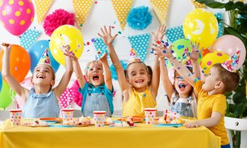 Kid's Birthday Party