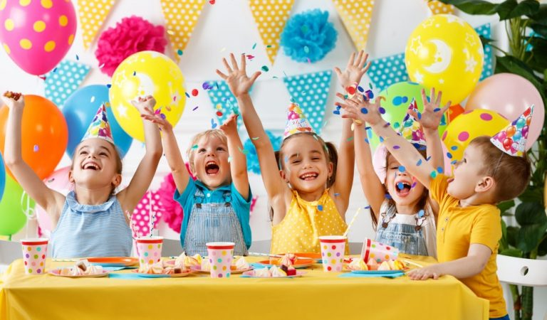 Top 5 Add-ons to Make Your Kid's Birthday Party at an Indoor Playground a Big Hit