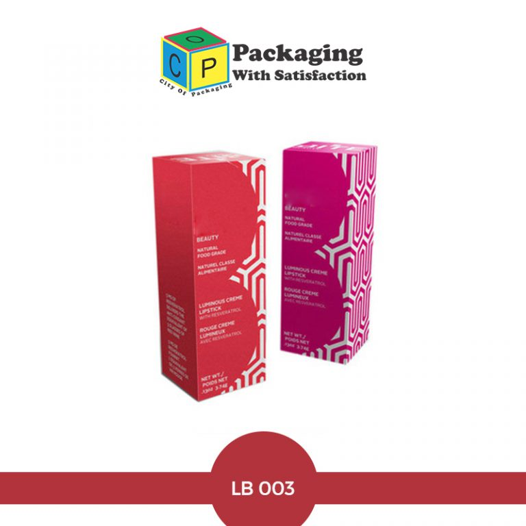 lipstick packaging