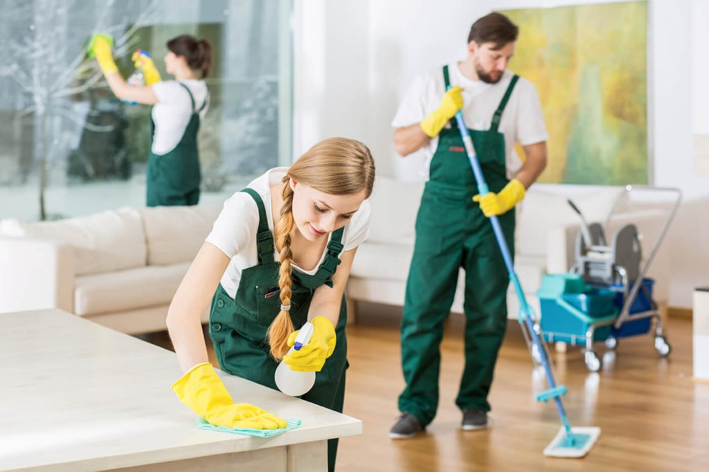 Lease Cleaning home