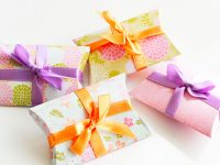 Pillow Gift Box