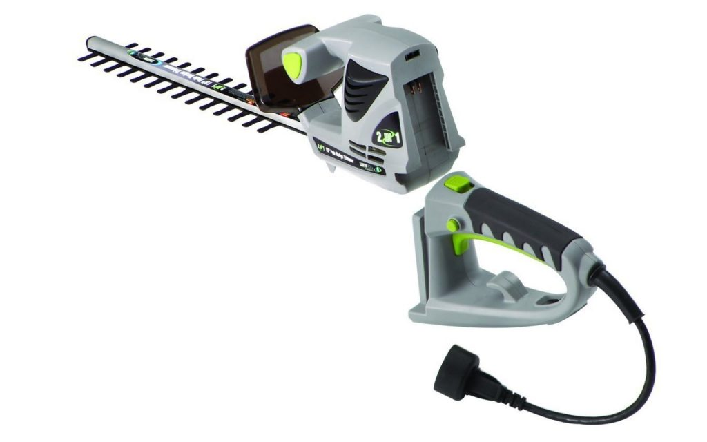 SEarthwise hedge trimmer