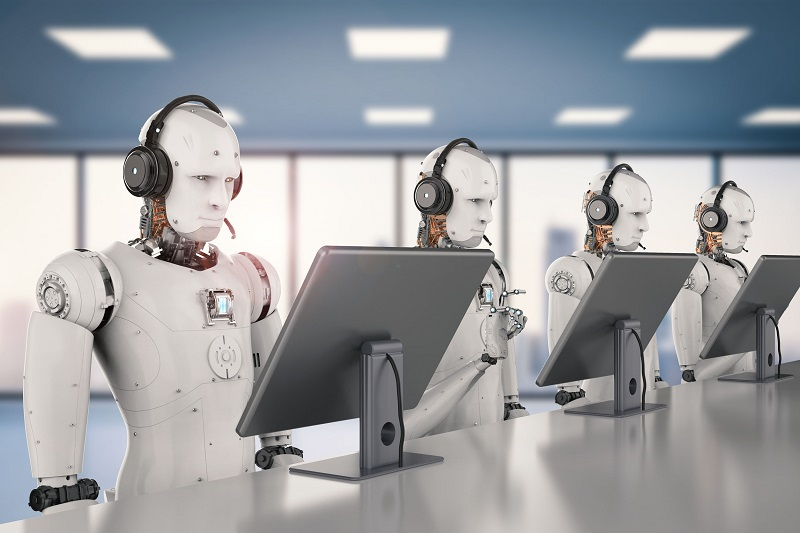 Telemarketers artificial intelligence