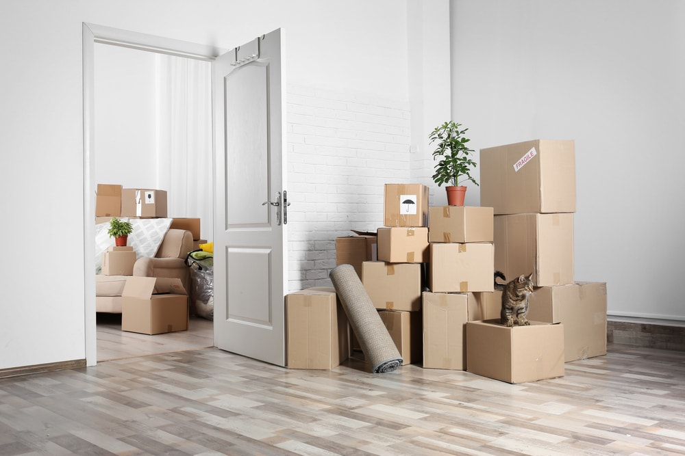 house packing