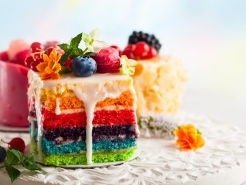 Delicious Cake food