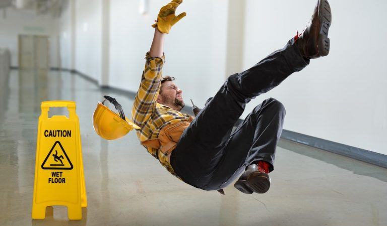 Most Common Slip and Fall Accidents (Infographic)