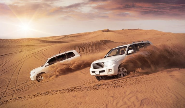 Cars Used For Desert Safari Features