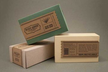 Custom Soap Packaging