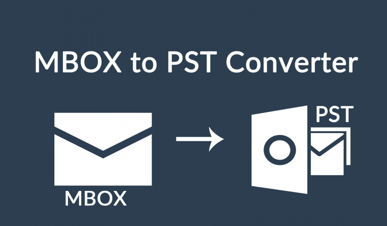 Necessity of MBOX to PST Converter to Access MBOX Files in Outlook