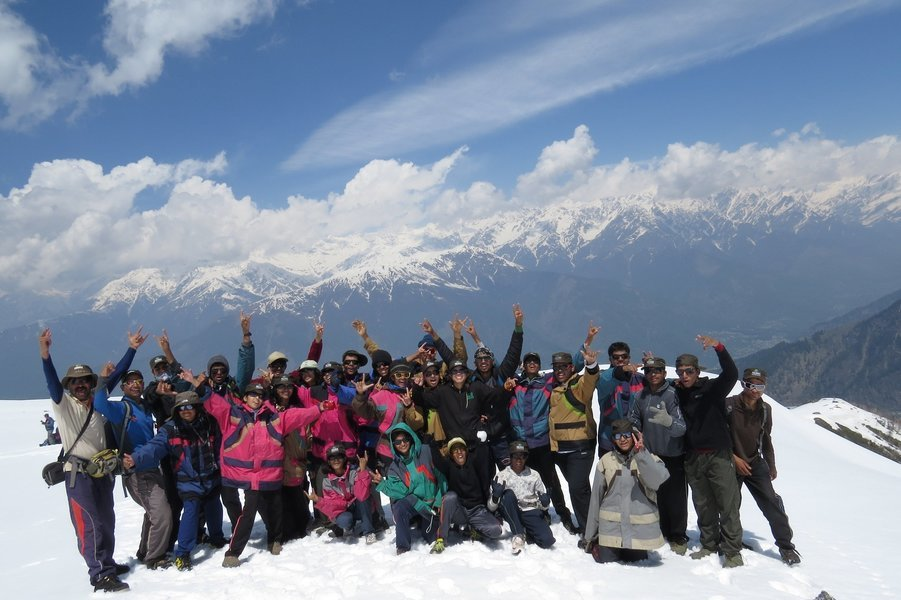 Nag Tibba Trek travel