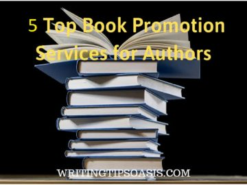 Book Promotion Services Website