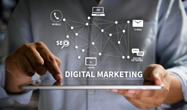 The Role of Digital Marketing in Developing Your Business