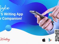 IELTS Writing App