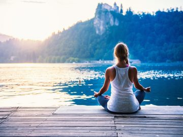 Exercises Weight loss meditation