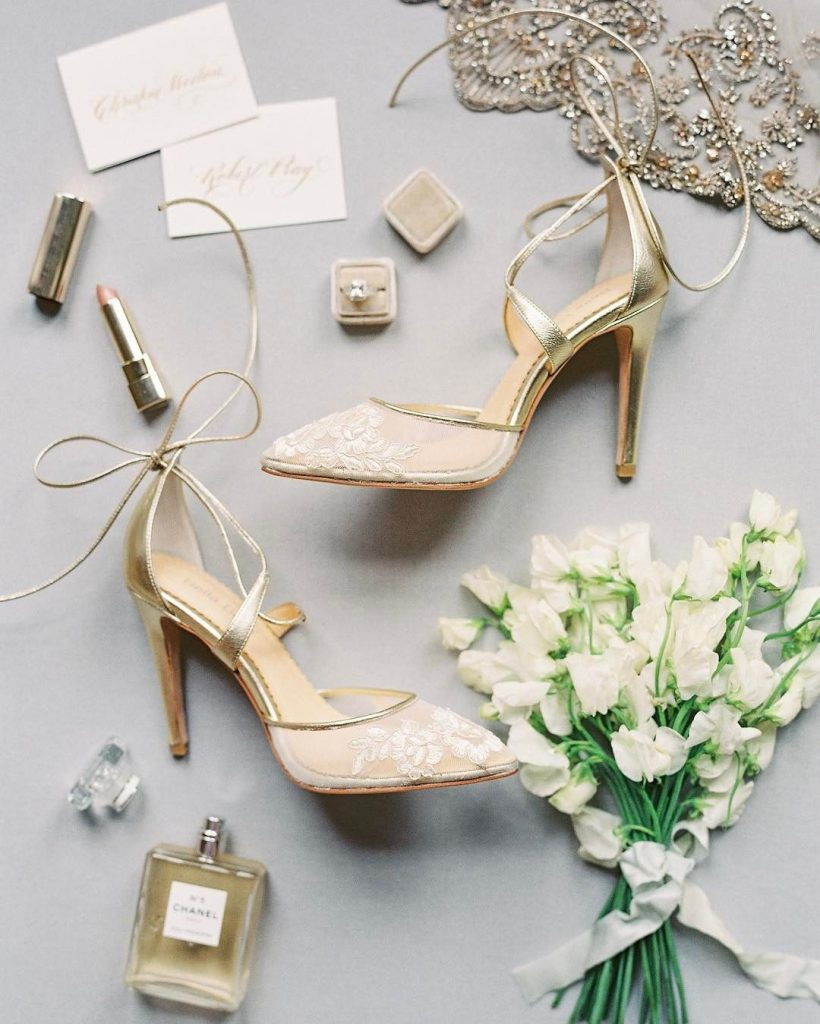 Accessorize wisely wedding