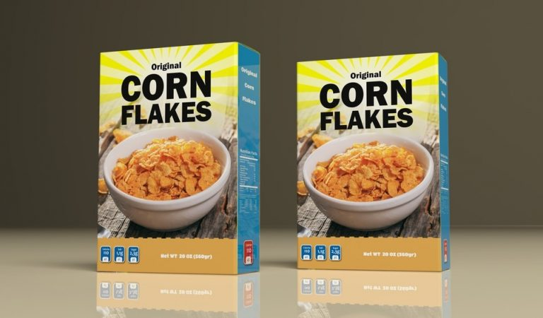 What Importance Cereal Boxes Bring for Your Business?