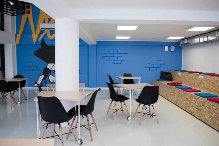 Co-working Spaces business office