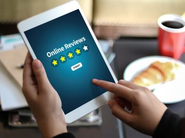 Online Business Reviews