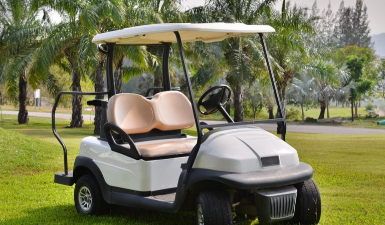 Momentous Golf Carts in the Villages