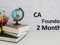 Prepare for CA Foundation