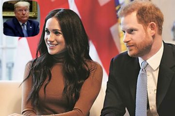 U.S is 'not going to Pay' for Security of Prince Harry and Meghan for their changed status