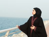 abaya woman fashion