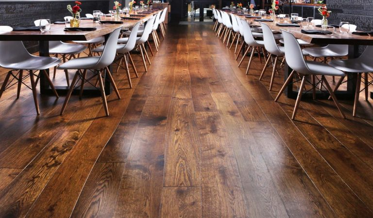 Why To Choose Hardwood Flooring and how to install?