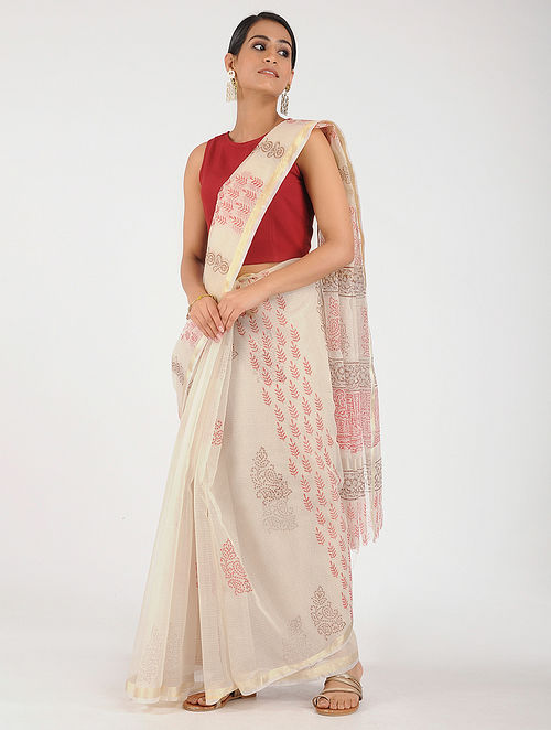 The Kota Doria Saree