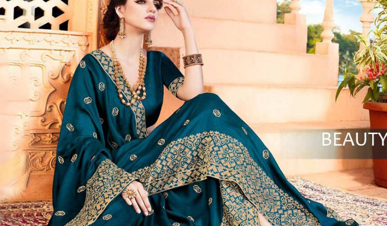 Benefits of Buying Dress Material to Make Salwar Kameez!