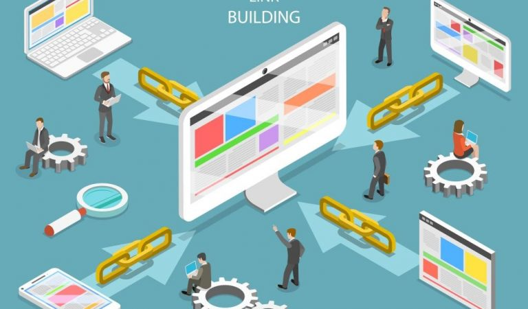 Link Building: How To Build Links To Your Website
