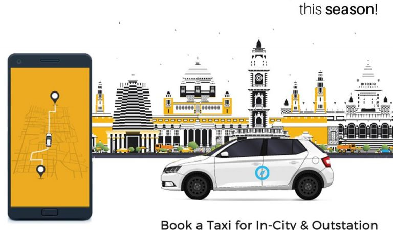 A Smarter Approach For The Best Taxi Hire Service In Jodhpur