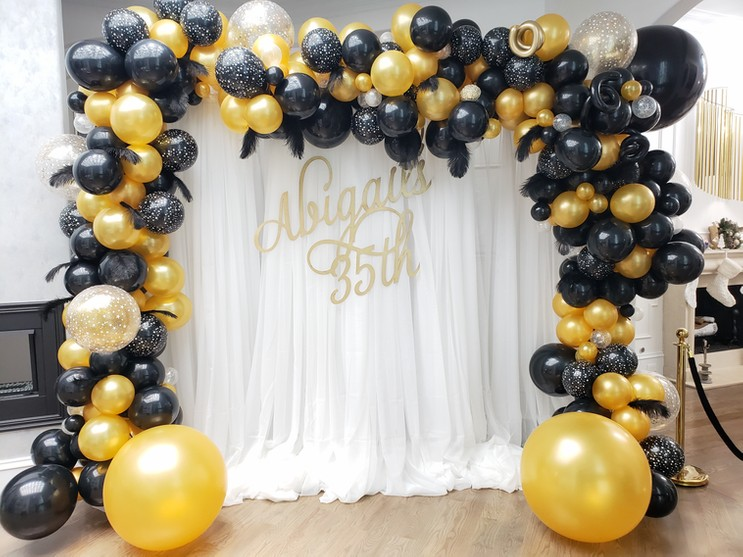 Balloons Decoration birthday