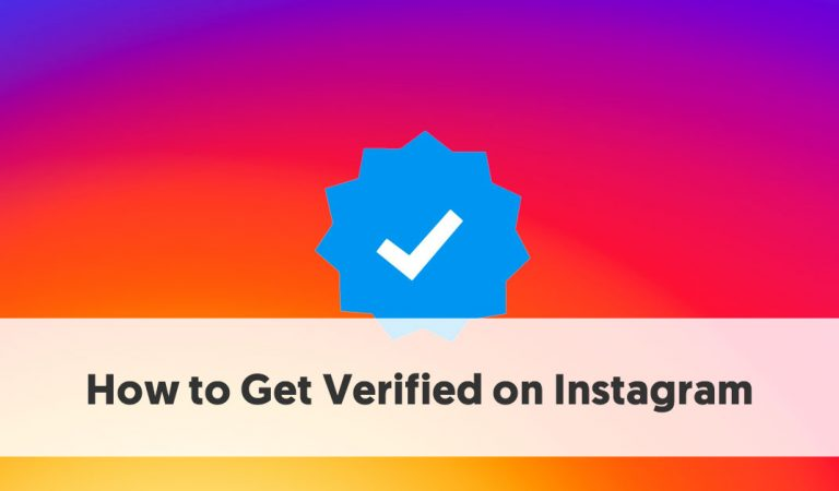 How to Verify Instagram Your Account