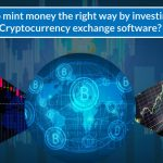 How to mint money the right way by investing in a Cryptocurrency exchange software