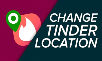 How to modification Location on tinder
