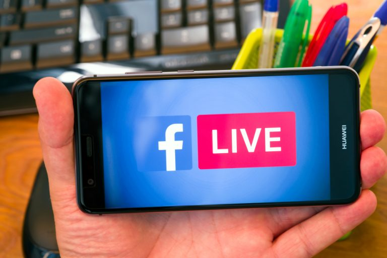 facebook live steam