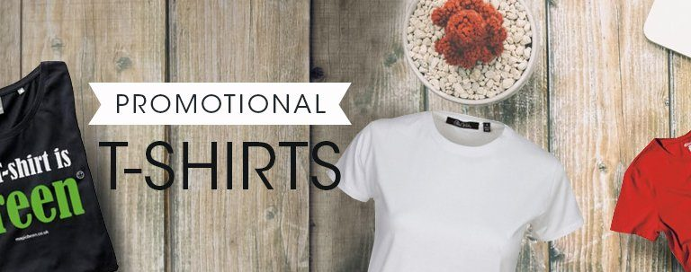 Promotional T-shirts-An Innovative Way to Promote Your Brand
