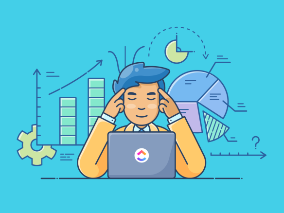 How to Stay Focused and Disciplined at Work | ClickUp Blog