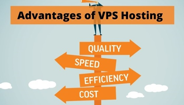Advantages of VPS Hosting India
