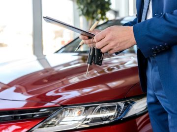 Leasing without down payment for the desired vehicle