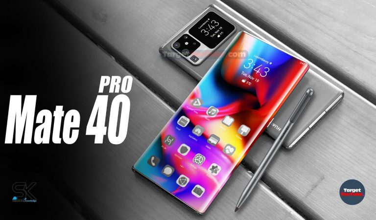 Get a Head Start into the Future with HUAWEI Mate 40 Pro