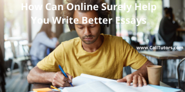 How Can Online Surely Help You Write Better Essays
