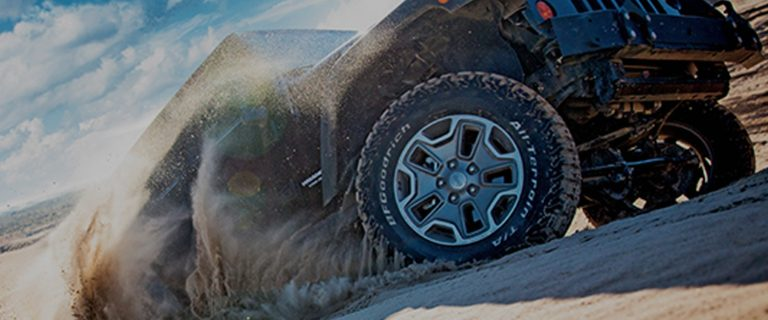Types of Off-Road Tires and Their Uses