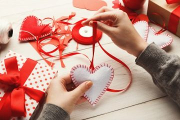 Five handmade gift ideas which will express your love