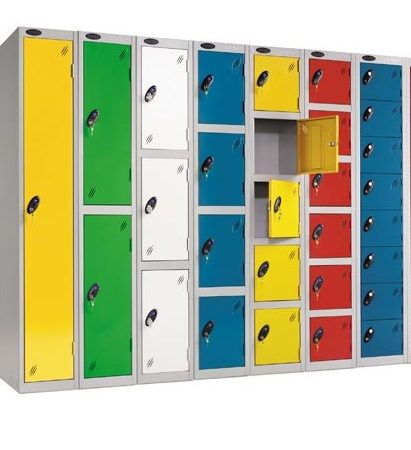 Significance of a Storage Locker in An Office Environment
