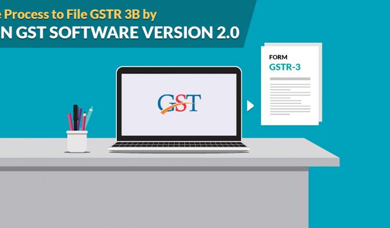 Absolute Guide to Filing GSTR 3B With Gen GST Software V2.0