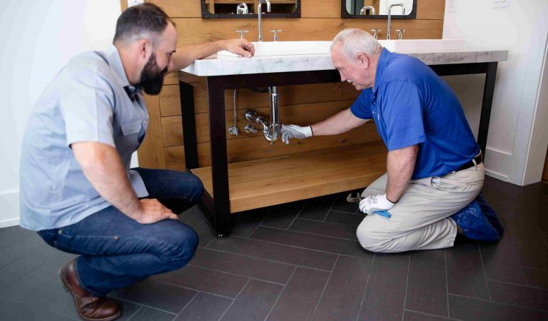 ELECTRICAL AND PLUMBING INSPECTION